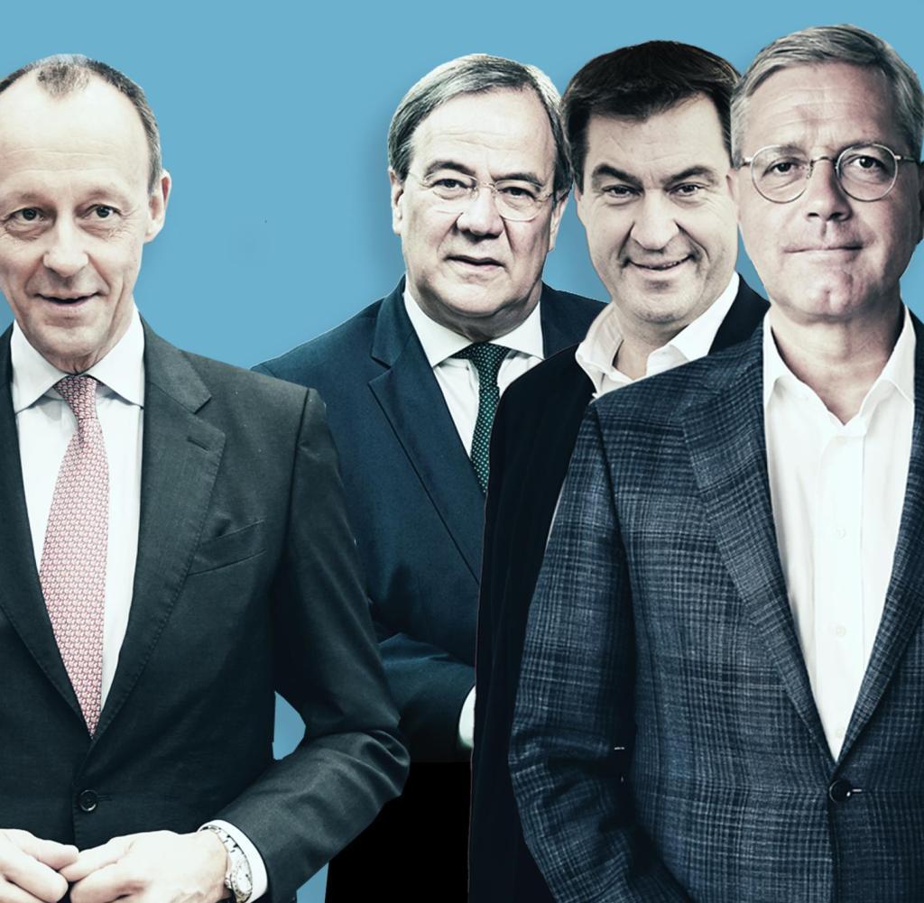 Was im Fall Moria zu tun ist Eine andere Partei spielt eine große Rolle bei den Forderungen der möglichen Kanzlerkandidaten der CDU / CSU