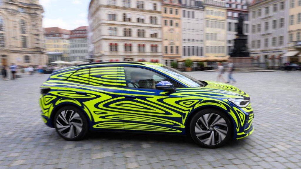 """VW ID.4: Das """"Weltauto"""" sollte Tesla übertreffen"""