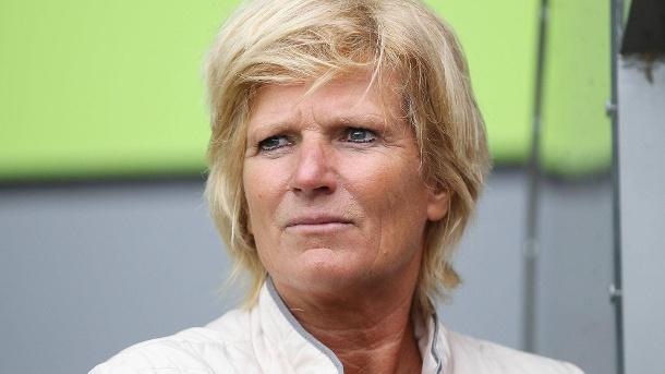 """ZDF-Reporterin Claudia Neumann: """"Viele Männer haben immer noch veraltete Vorbilder für Frauen."""" (Quelle: Bildbilder / Jan Hübner)"""