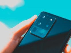 Smartphone mit einer guten Kamera?  Das Samsung Galaxy S20 Ultra