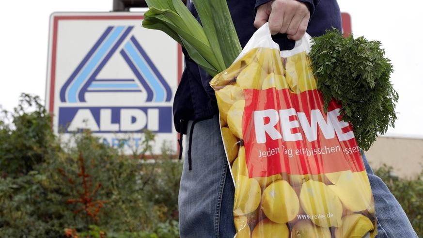 Aldi, Lidl, Rewe: Deutsche gehen lieber in diesen Läden einkaufen