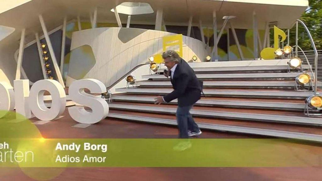 Andy Borg: Schlager-Fans besorgt - die Wahrheit über sein schlechtes Aussehen im Fernsehgarten des ZDF