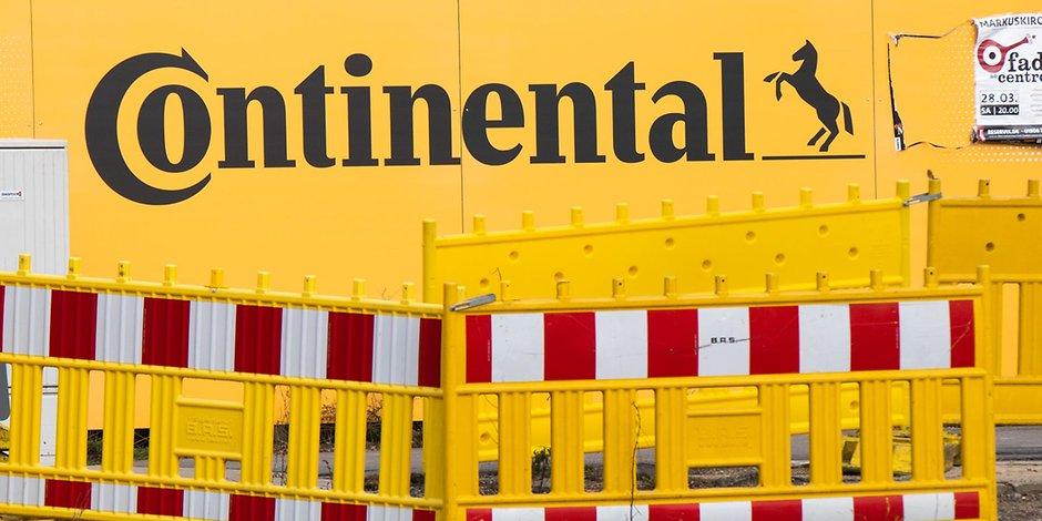 Continental schließt sein Werk in Aachen