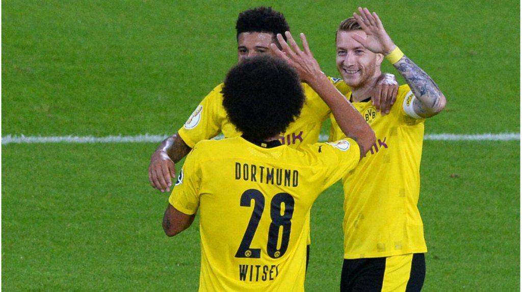 DFB-Pokal: BVB mit souveränem Sieg über Duisburg - Reus und Bellingham treffen aufeinander