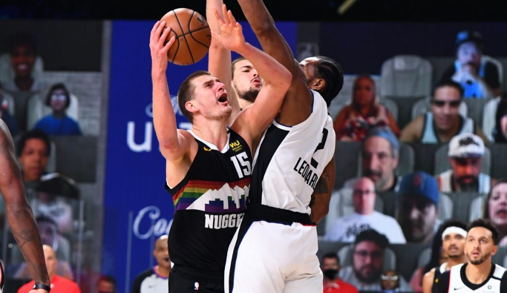 Denver Nuggets mit dem nächsten Comeback-Sieg dank Nikola Jokic! LA Clippers muss an Spiel 7 teilnehmen