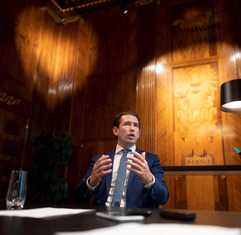 Sebastian Kurz findet die Vorschläge der EU-Kommission unzureichend