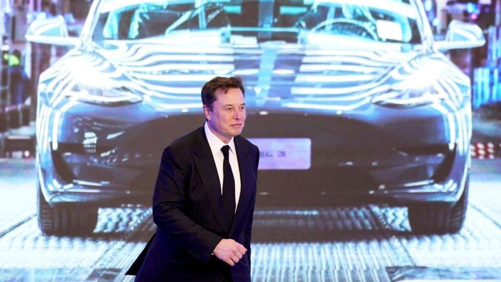 Elon Musk - Tesla-Chef präsentiert Traumfiguren - Wirtschaft