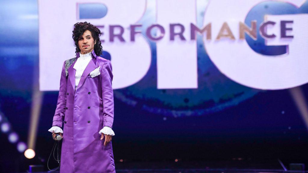 "Erster ""Big Performance"" -Ausgang: Dieser Star war in Prince"