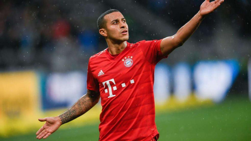 FC Bayern: Spektakuläre Wende bei Thiago - Liverpool Legende kommentiert jetzt einen möglichen Transfer