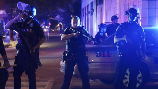 Fall Breonna Taylor: US-Polizisten bei Protesten erschossen