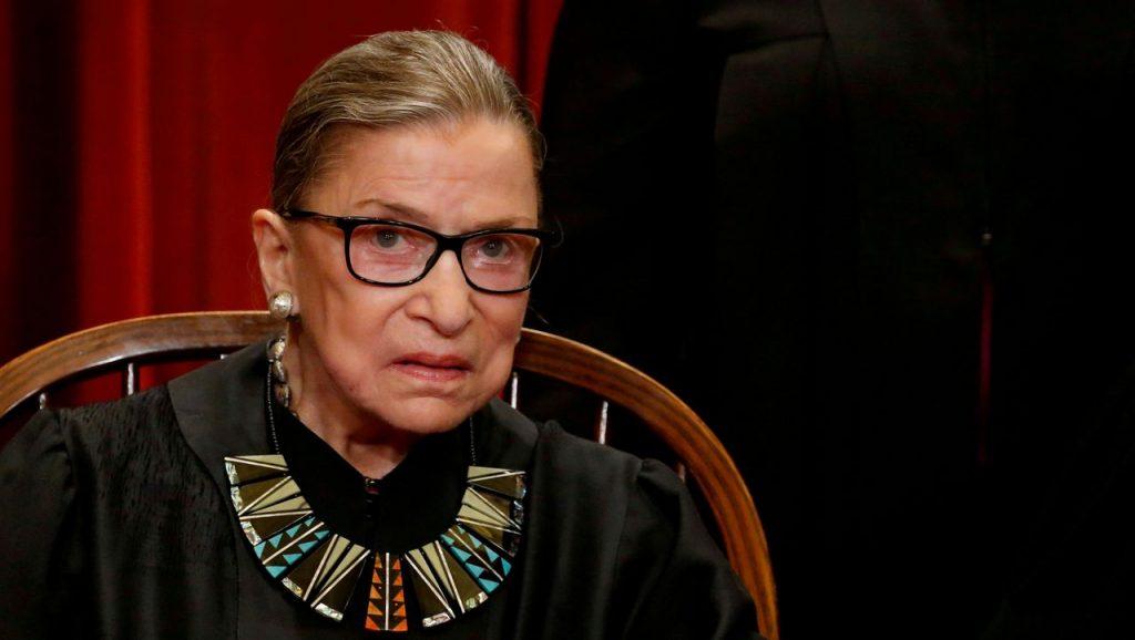 Ruth Bader Ginsburg ist tot