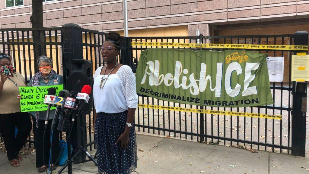 USA: Krankenschwester beschreibt katastrophale Bedingungen in Migrantenlagern