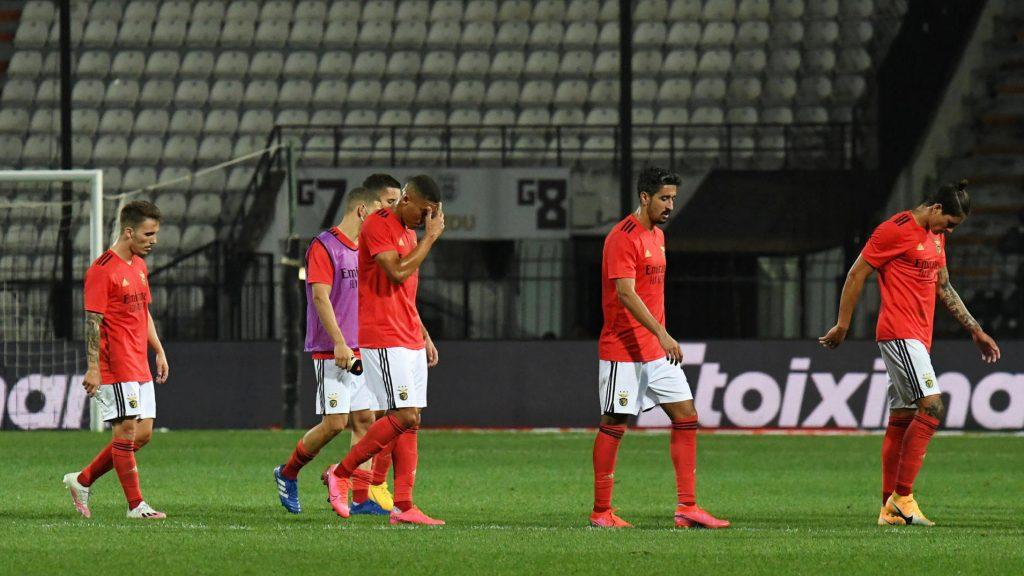 Waldschmidt und Weigl scheitern mit Benfica