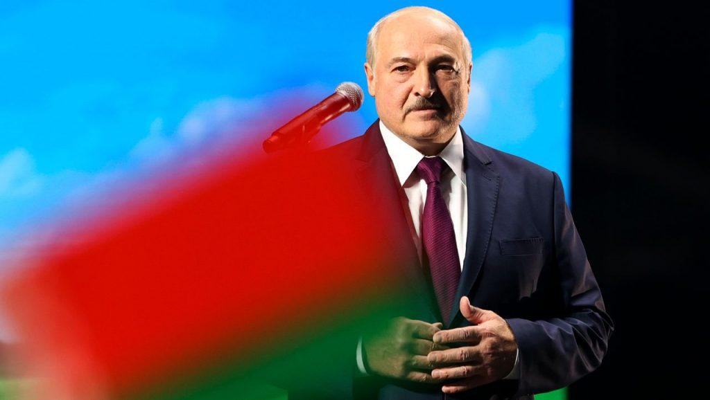 Weißrussland: Alexander Lukaschenko will die Grenzen nach Westen schließen