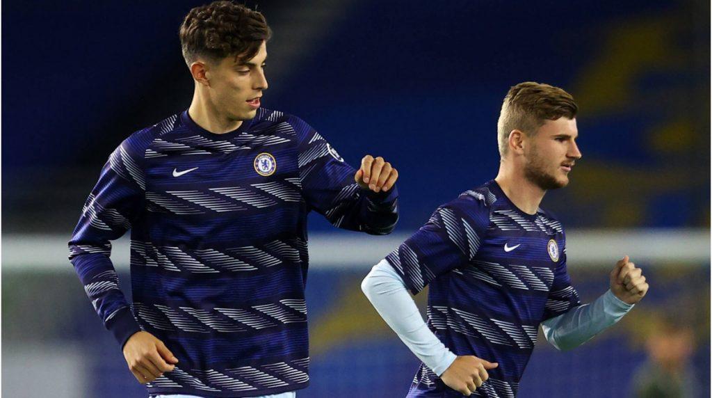 Werner und Havertz geben ihr Debüt: Chelsea gewinnt am Anfang in Brighton