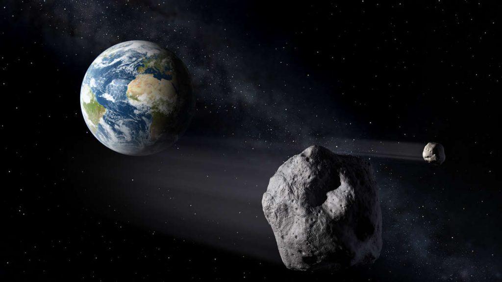 """NASA / Weltraum: Asteroid """"Bennu"""" könnte den Rettungsplan der Erde kollidieren lassen, um einen Notfall zu vermeiden"""