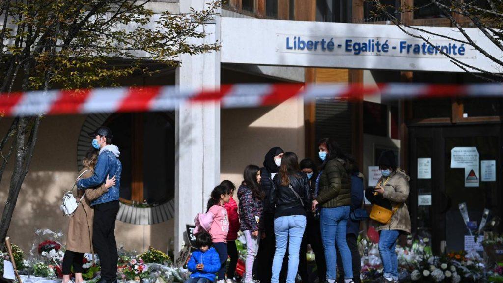 Angriff in Frankreich: Sieben Verdächtige werden vor Richter gebracht