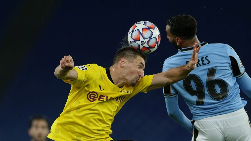Borussia Dortmund und Thomas Meunier verlieren bei Lazio: Zu einfach