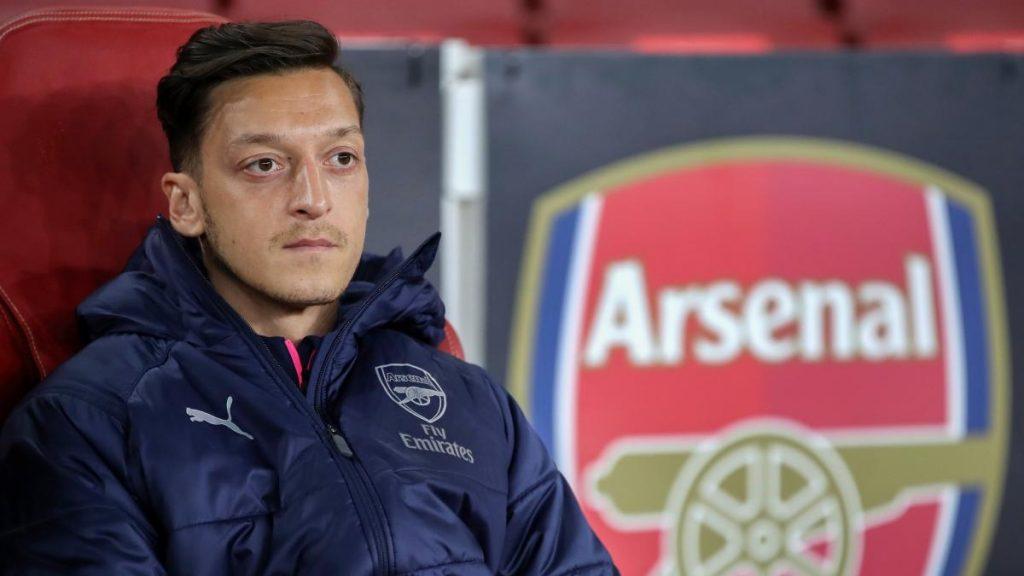 Aus dem Kader entfernt: Mesut Özil erhebt schwerwiegende Vorwürfe gegen Arsenal