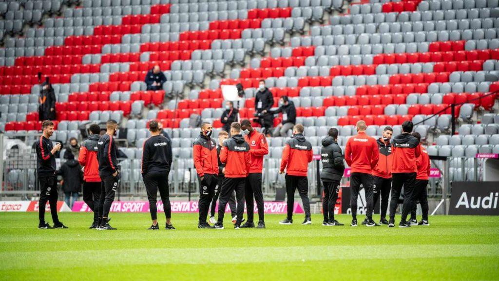 Live-Ticker: Bayern München gegen Eintracht Frankfurt - Lewandowski erzielt ebenfalls 2: 0
