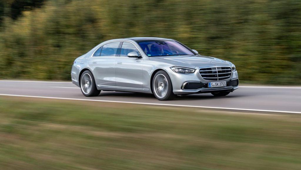 Mercedes S-Klasse: Der Leitstern - DER SPIEGEL
