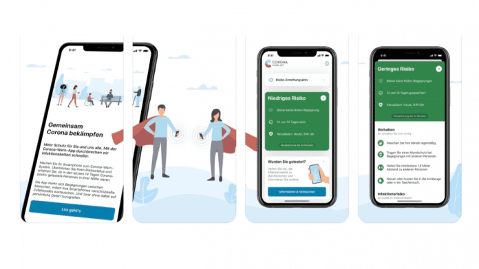 Corona Alert App auf dem iPhone: Benutzer ärgern sich über Fehlermeldungen