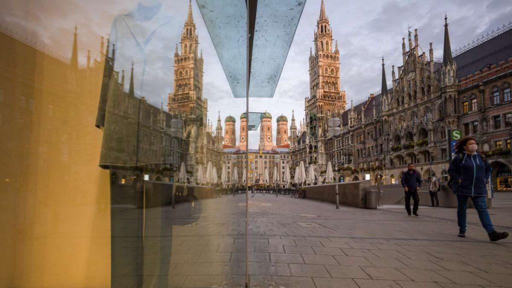 Coronavirus in München: 7-Tage-Inzidenz weiter erhöht - Münchner Risikobereich ab Montag?