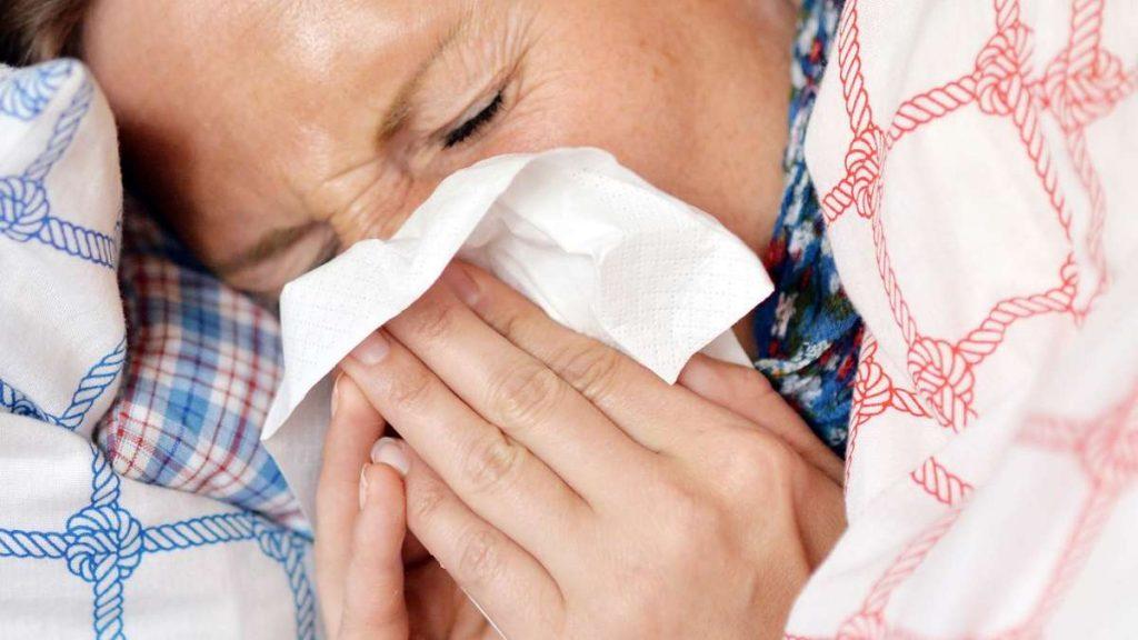 Habe ich korona  Diese Symptome unterscheiden sich von der Grippe