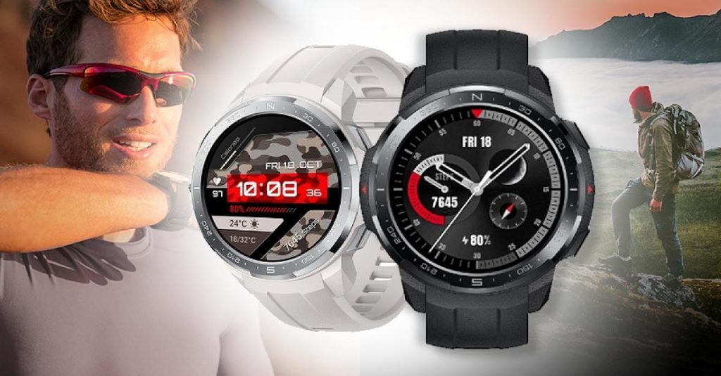 Honor Watch GS Pro: Smartwatch mit Navigationssystem und Mega-Akku jetzt für nur 179,90 Euro