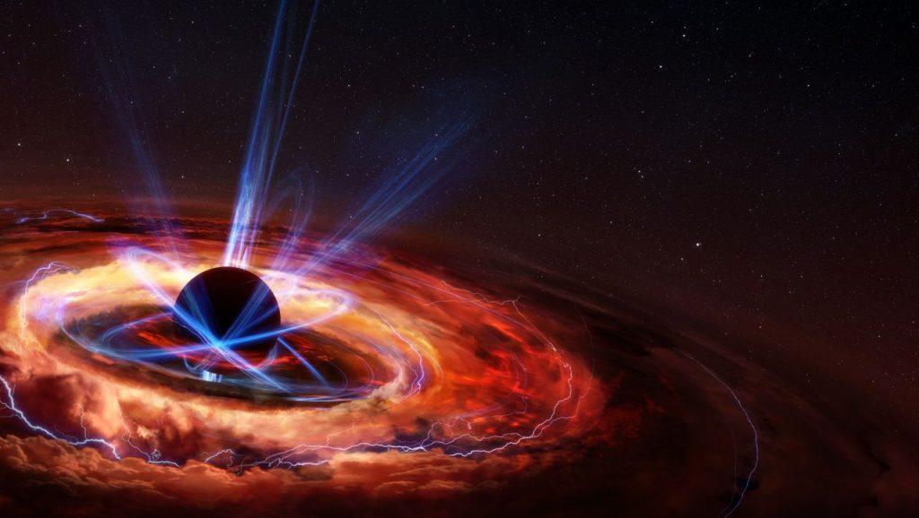 Nobelpreis für Physik: Reinhard Genzel über das Schwarze Loch in der Milchstraße