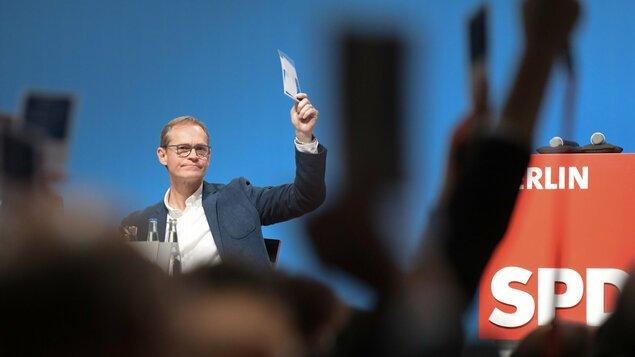 Parteitag im Corona-Hotspot: Die Berliner SPD ist keineswegs vorbildlich - Berlin