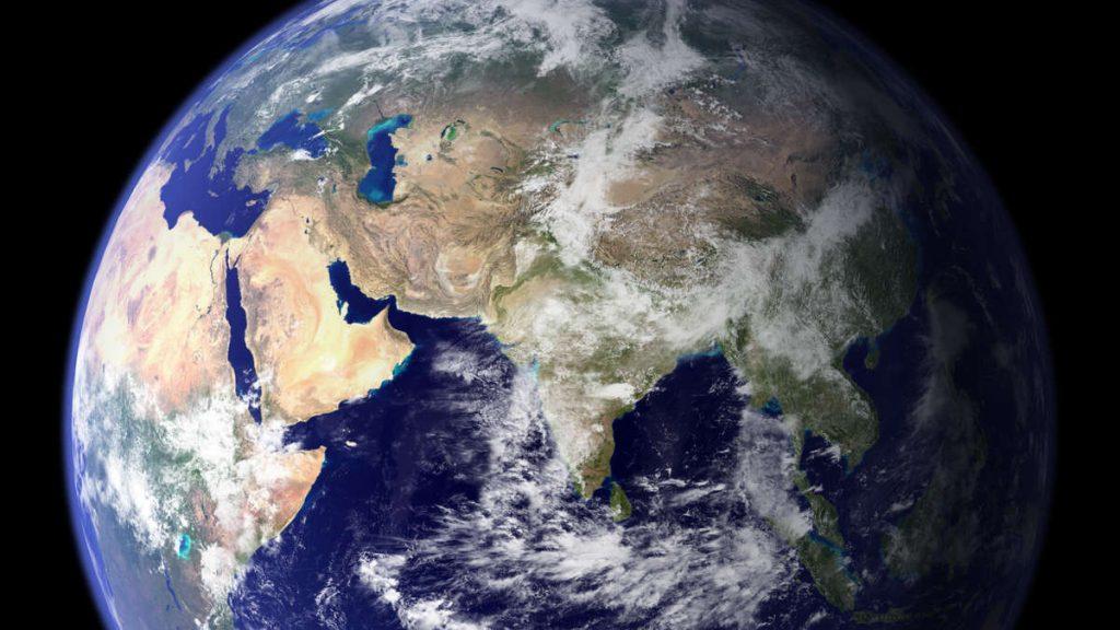 Riesige Explosion: Hat ein Asteroid die Erde um Haaresbreite zerkratzt?