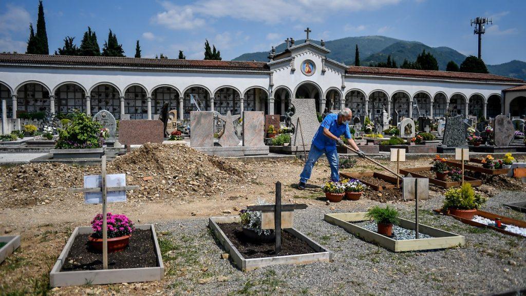 Statistiken zu 26 EU-Ländern: Erste Koronawelle brachte Übersterblichkeit