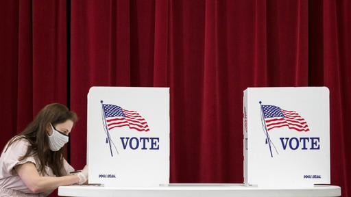 US-Präsidentschaftswahlen: Bereits 27,7 Millionen abgegebene Stimmen