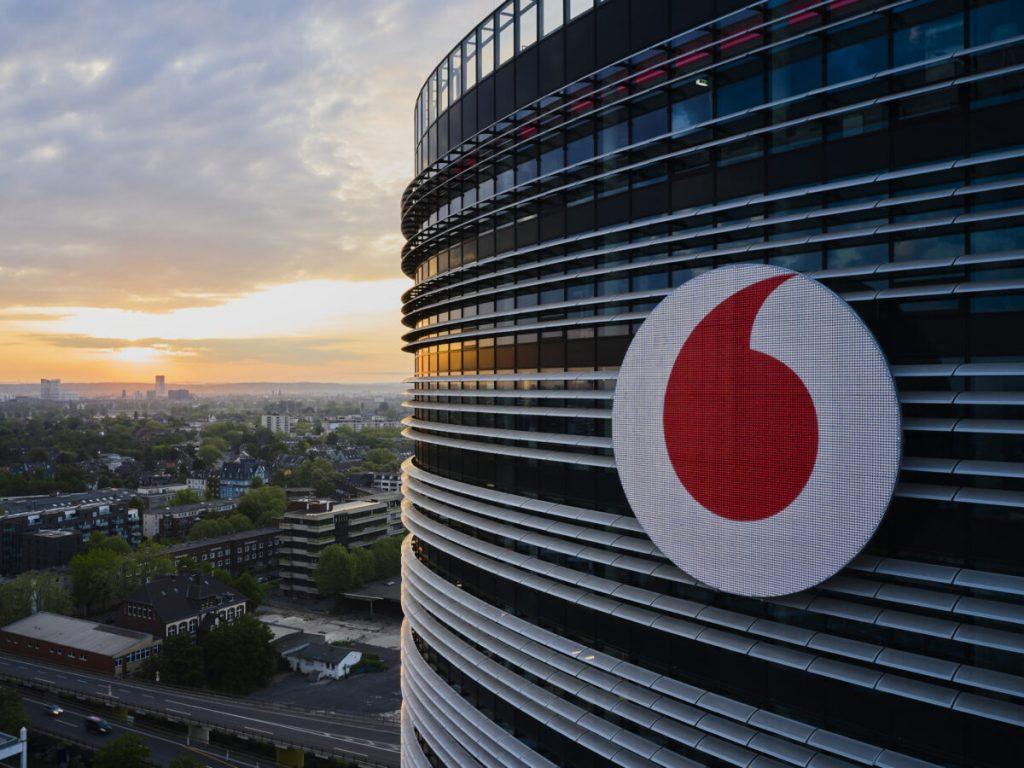 Vodafone Zentrale Düsseldorf