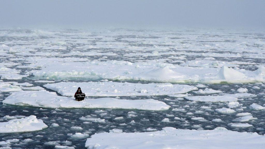 Klimawandel: Der Arktische Ozean will nicht einfrieren - Wissen