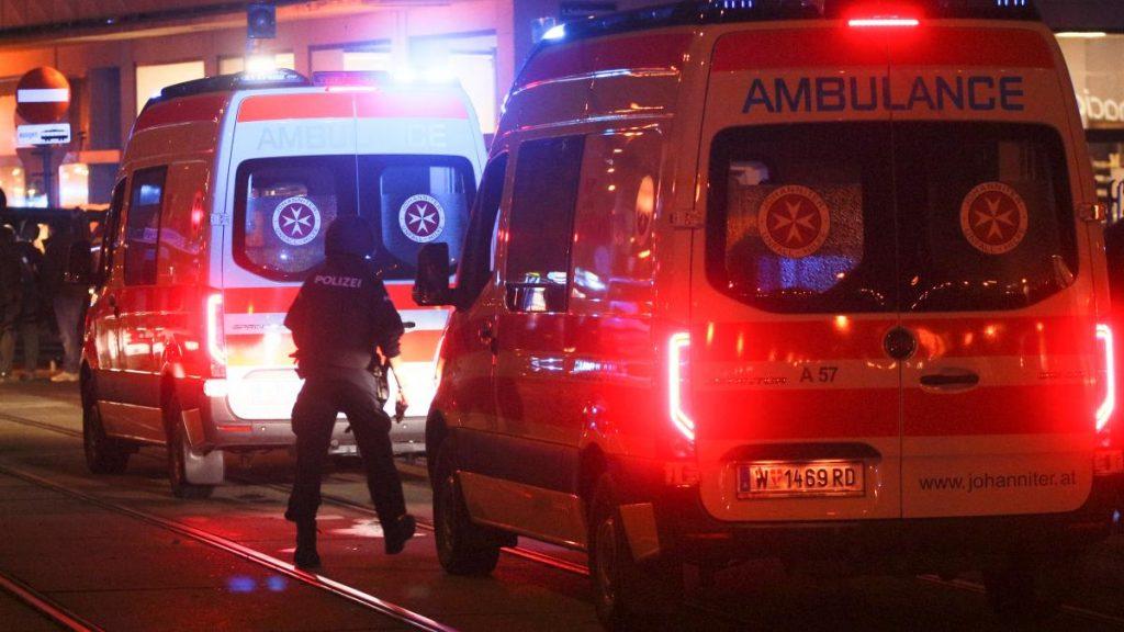 """Terroranschlag in Wien: """"Der Anschlag dauert noch an, bleib zu Hause"""""""