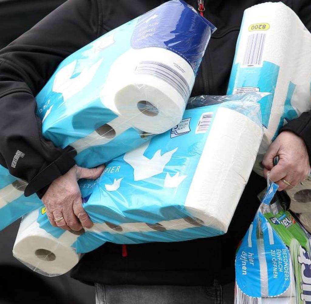 Die Hamsterwochen mit Toilettenpapier sind vorbei