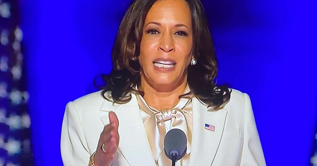 """Harris: """"Sie haben einen neuen Tag für Amerika begonnen"""""""