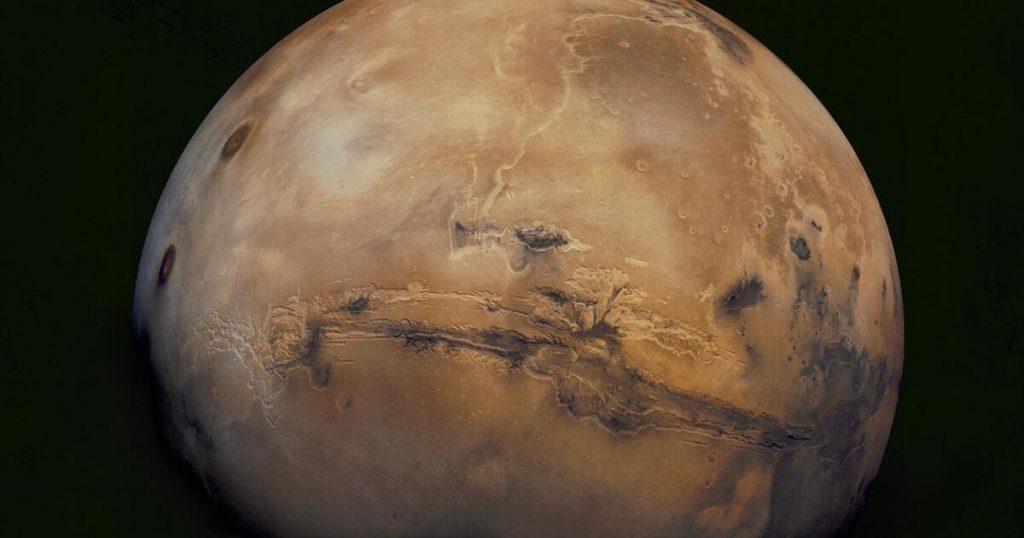 Vor 4,4 Milliarden Jahren gab es Wasser auf dem Mars