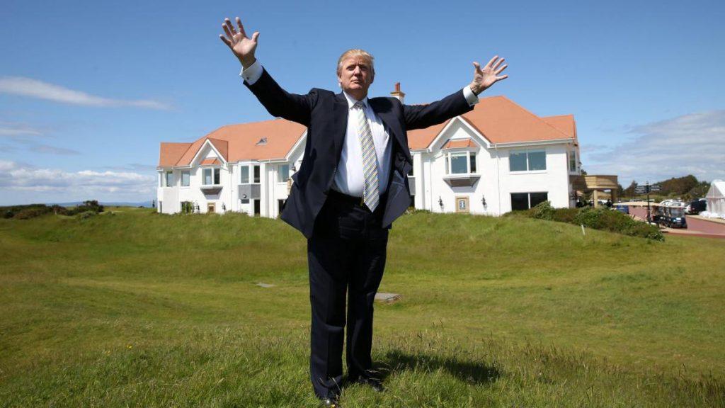 Wie Trump jetzt sein schrumpfendes Vermögen erhöhen kann