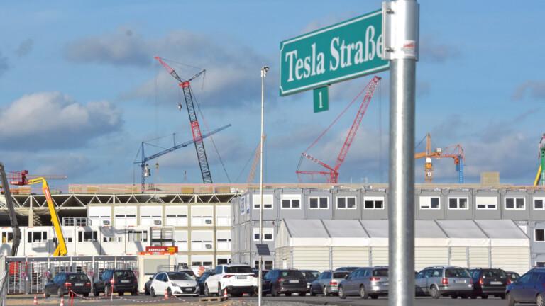 Berliner Mercedes-Chef stellt bei Tesla - BZ Berlin ein