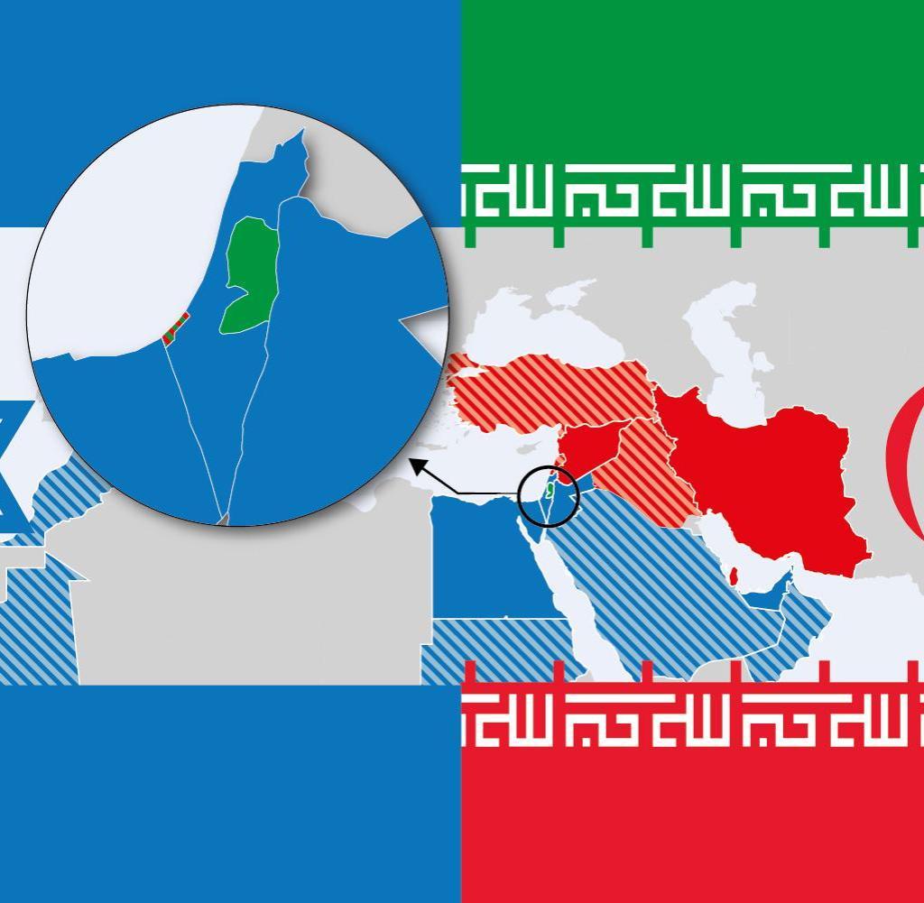 Israel und die arabische Welt: Die Lager sind die alten.  Aber die grundlegende Frage im Konflikt wird erneut gestellt