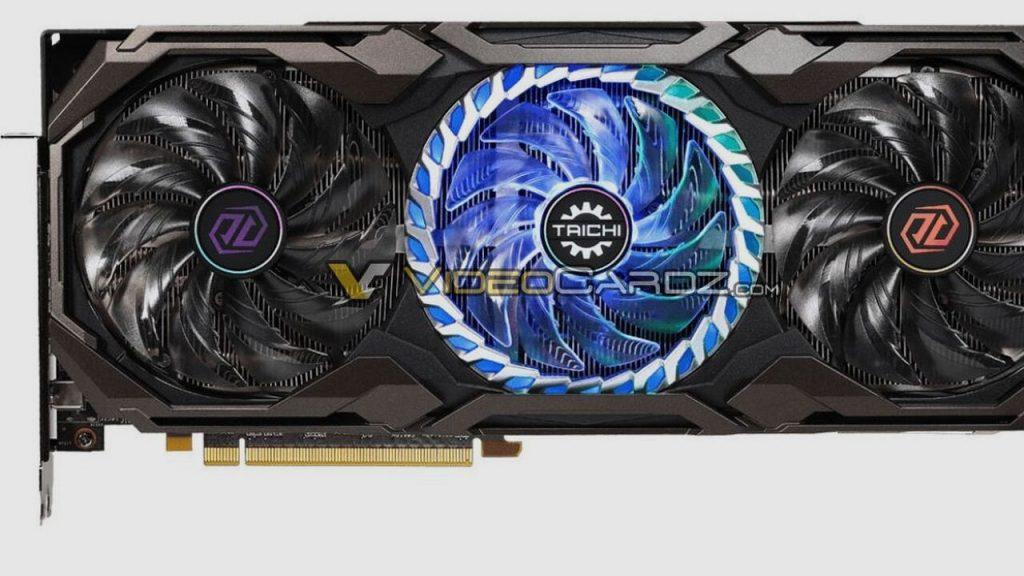 Radeon RX 6800 XT: ASRock Taichi und Gigabyte Gaming OC in Bildern