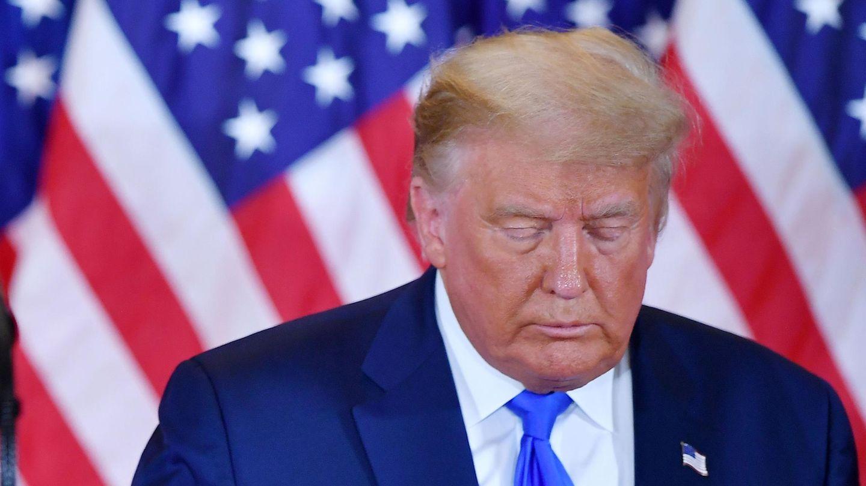 Nach seiner Präsidentschaft steht Donald Trump vor einer ungewissen Zukunft