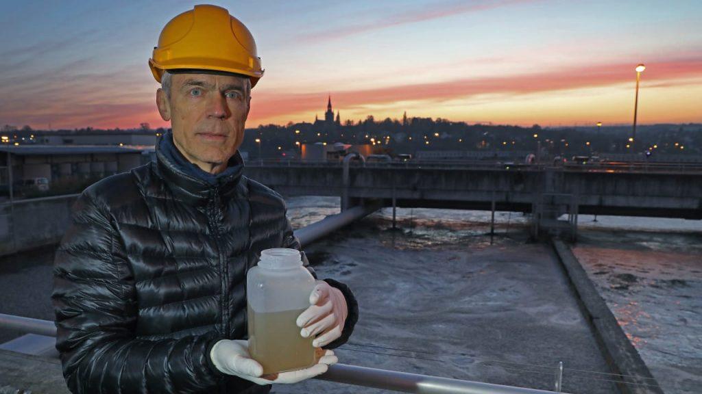 Corona: Wie Forscher das Virus im Abwasser nachweisen können - Dresden
