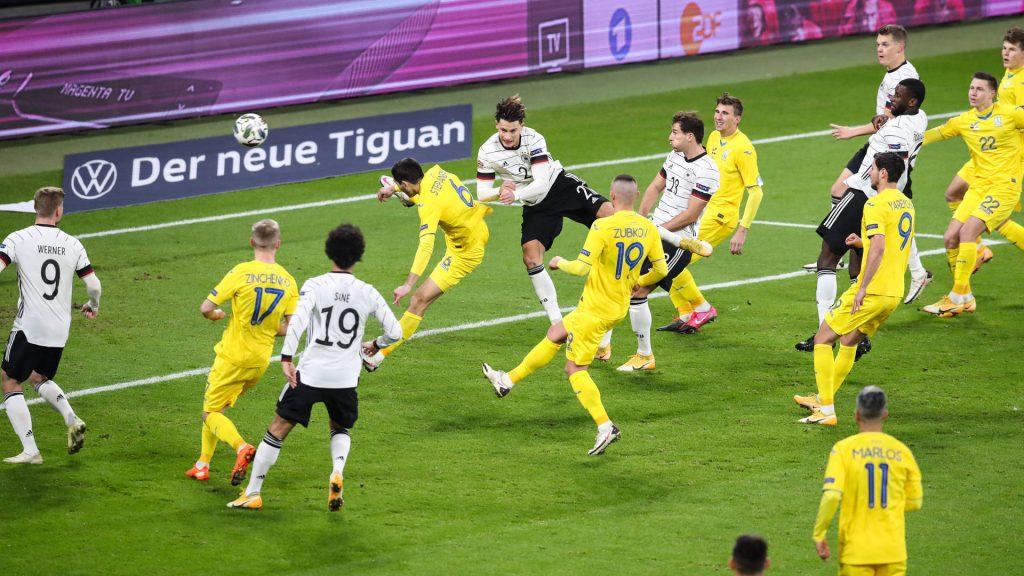 Deutsche Spieler mit Korona infiziert?  Die Chaos-Chronik für das Ukraine-Spiel