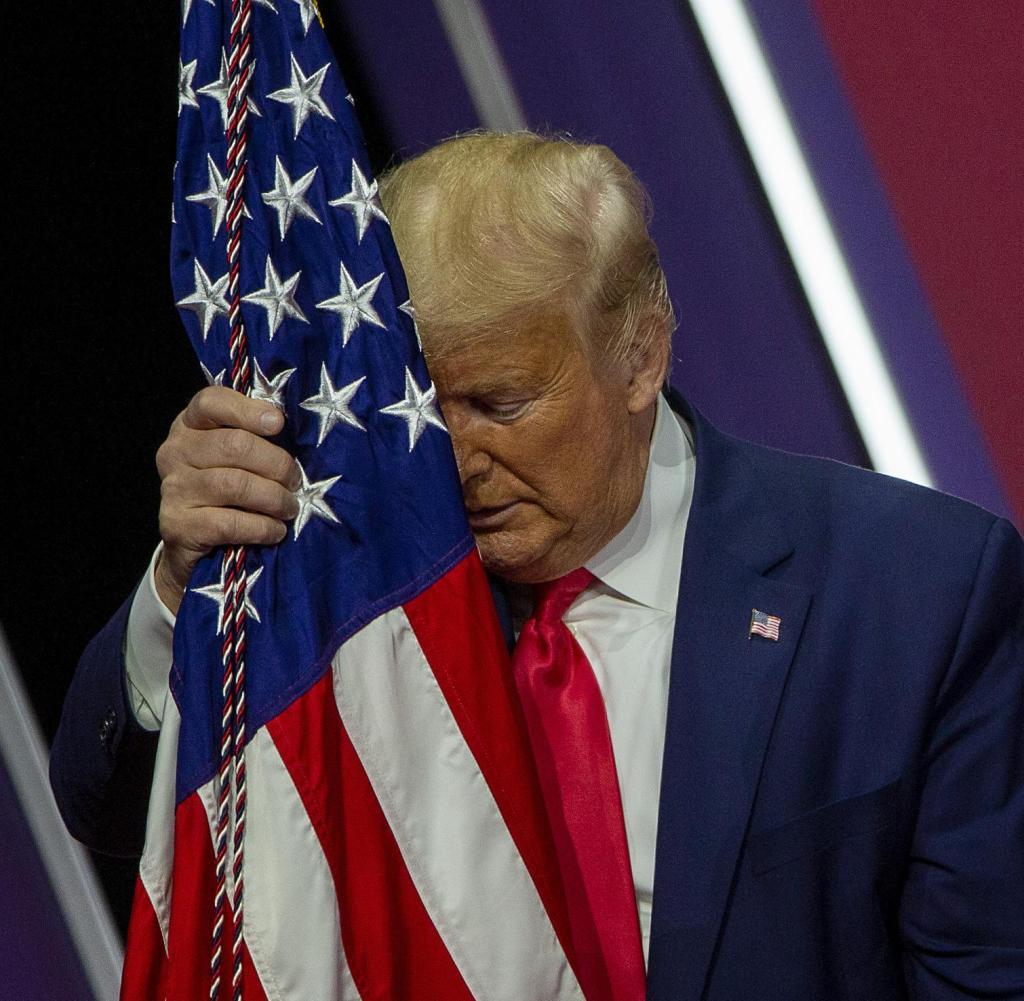 """""""Beispiellos und bizarr"""" Unser Gastautor nennt Trumps Weigerung, eine Niederlage zuzugeben"""