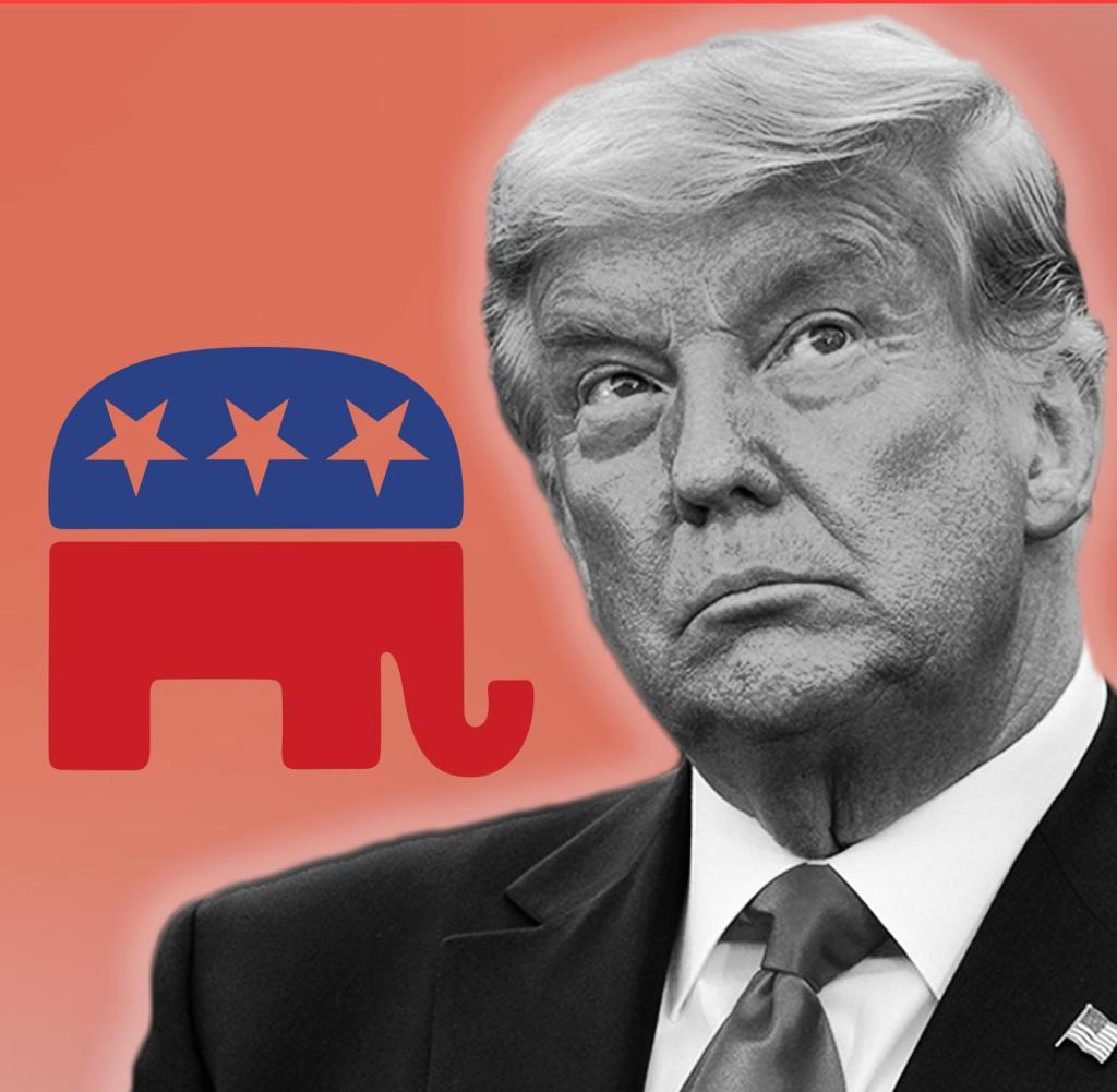 Bisher haben Demokraten und Republikaner die Parteilandschaft in den USA dominiert. Donald Trump könnte das ändern