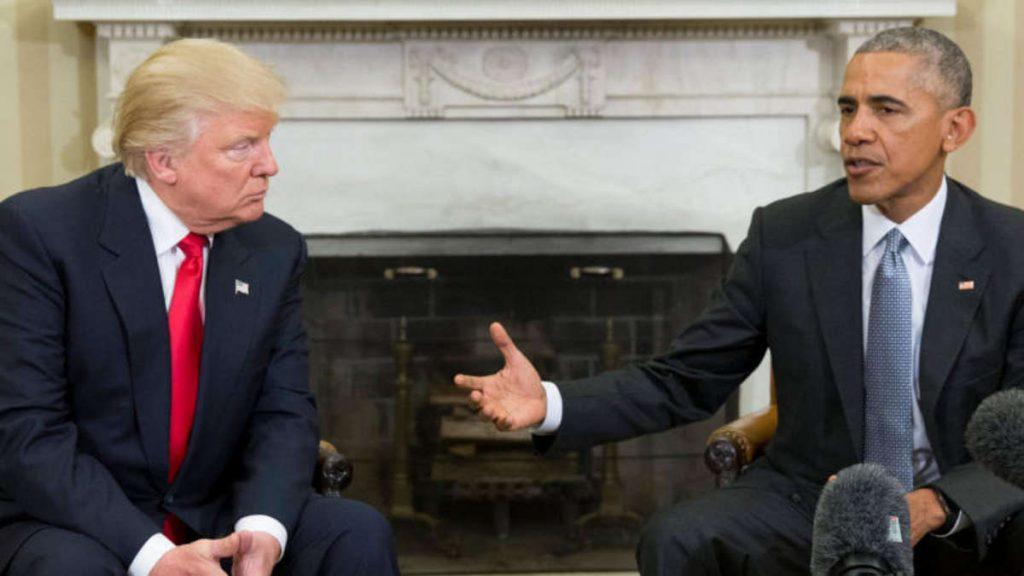 Barack Obama findet klare Worte für Donald Trump